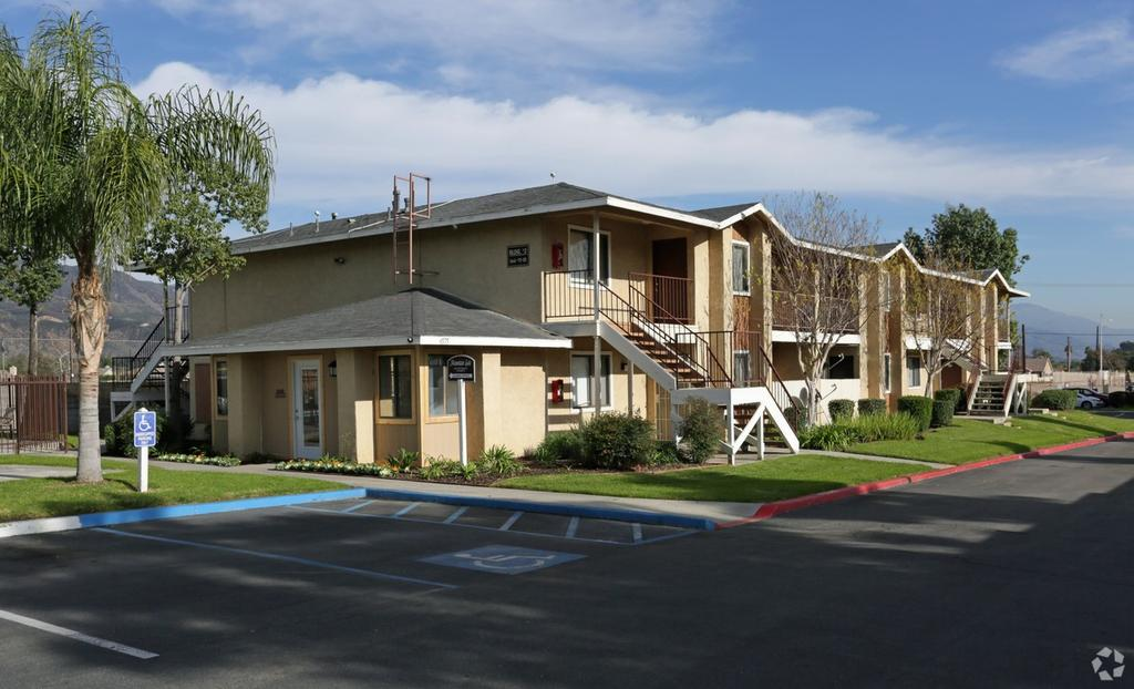 San Bernardino CA Apartments For Rent