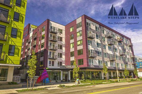 Photo of 1207 Westlake Ave N, Seattle, WA 98109