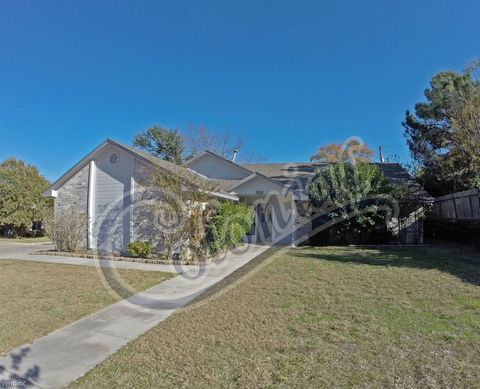 1702 Tanglewood Dr, Harker Heights, TX 76548