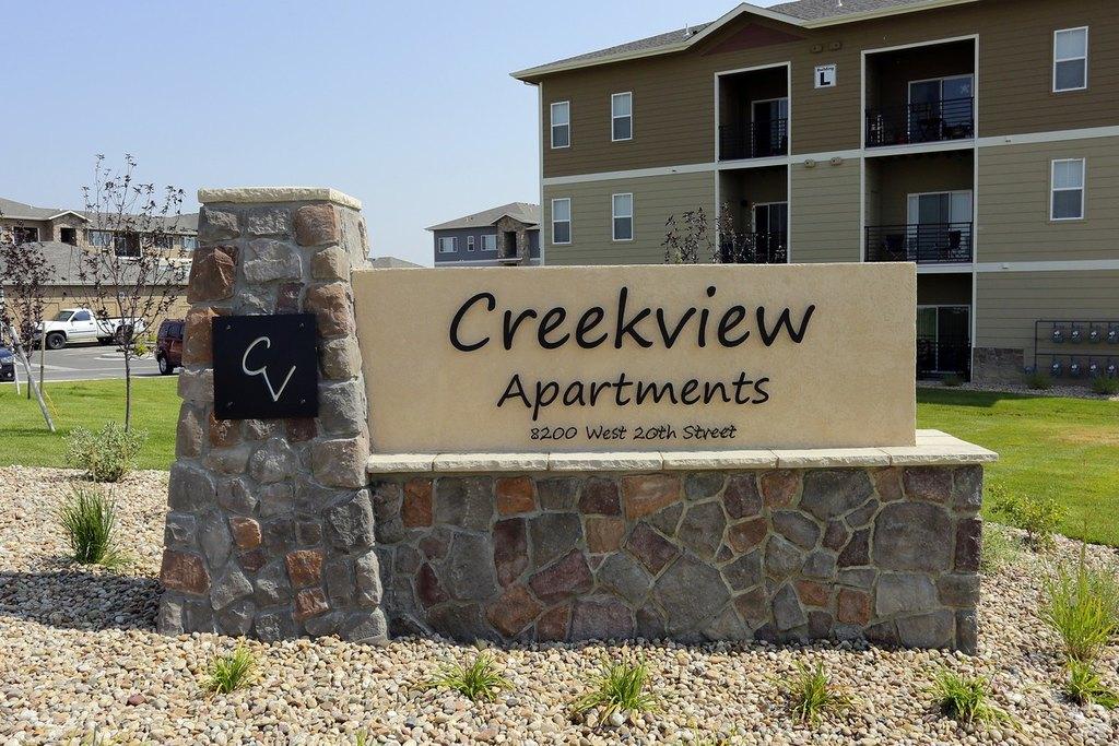 Creek View Apartments