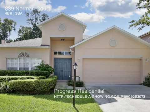 839 Norman Ct, Longwood, FL 32750