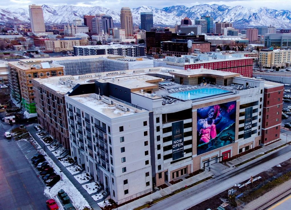 455 W 200 N, Salt Lake City, UT 84103