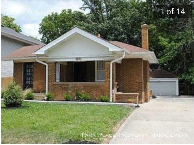 3521 Guilford Ave, Indianapolis, IN 46205
