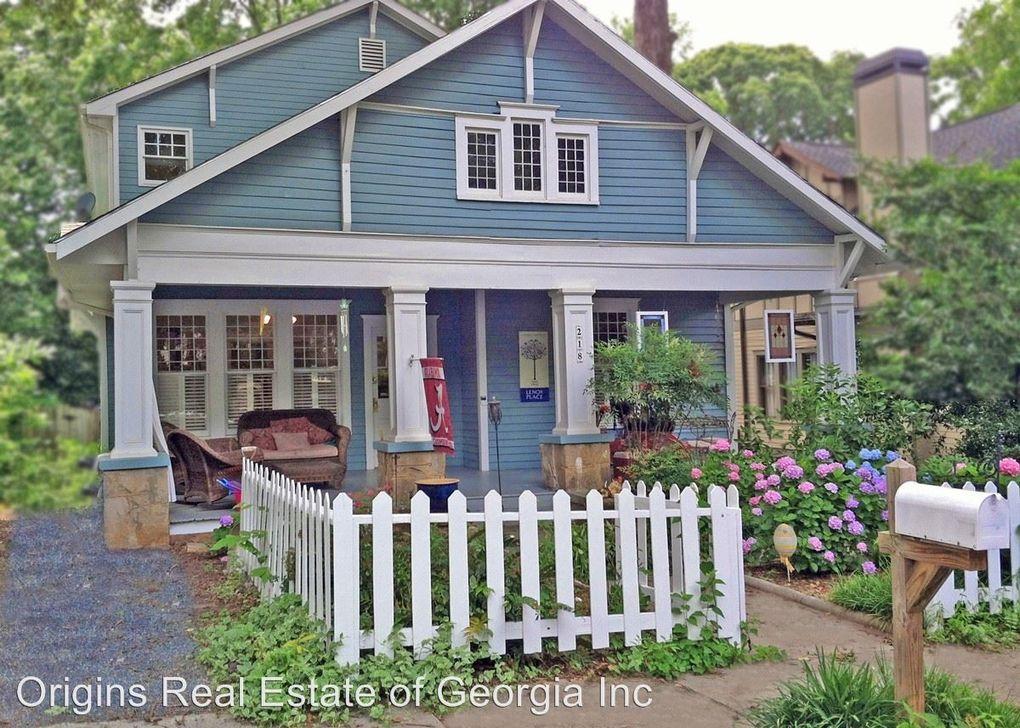 Stupendous 218 Melrose Ave Decatur Ga 30030 Home Interior And Landscaping Mentranervesignezvosmurscom