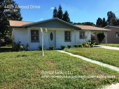 4403 Atwood Dr, Tampa, FL 33610