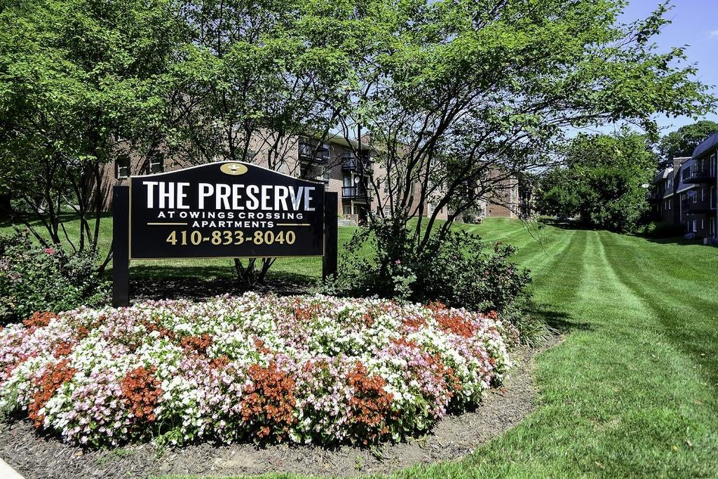 The Preserve at Owings Crossing Apartment ...