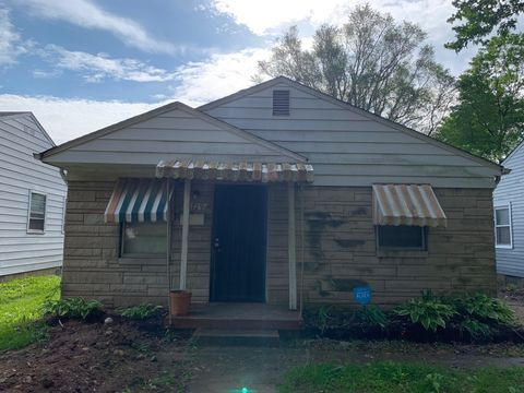 Photo of 3729 Kinnear Ave, Indianapolis, IN 46218