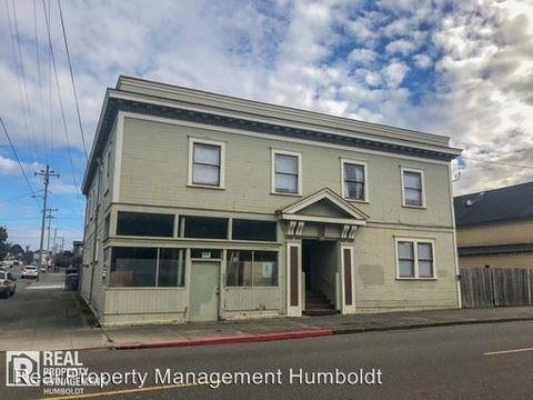 1301-1305 California St And 31 Cedar, Eureka, CA 95501