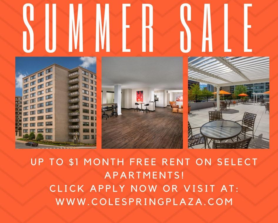 Cole Spring Plaza Apartments