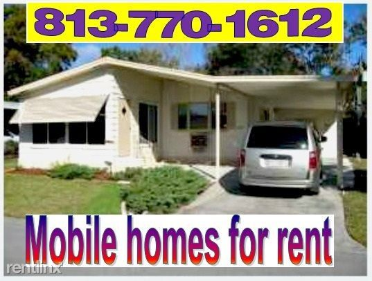 6817 n habana ave lot 27 tampa fl 33614 home for rent