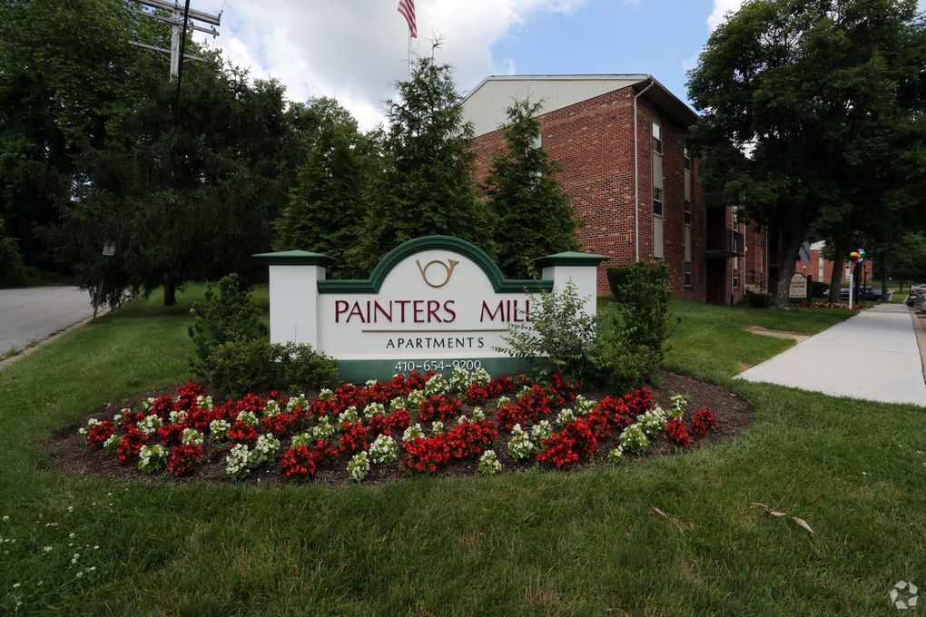 painters mill apartments 1 millpaint ln owings mills md 21117