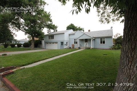 Photo of 1801 Bleistein Ave, Cody, WY 82414