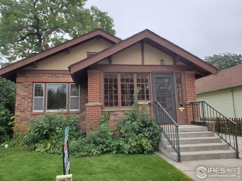 Photo of 816 Garfield Ave, Loveland, CO 80537