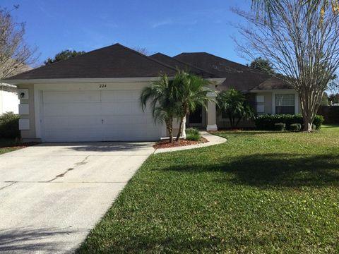 Photo of 224 N Lake Cunningham Ave, Jacksonville, FL 32259
