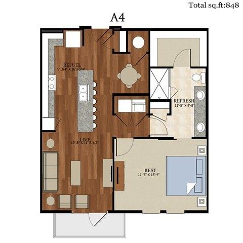 alta strand 1931 market central blvd apartment for. Black Bedroom Furniture Sets. Home Design Ideas