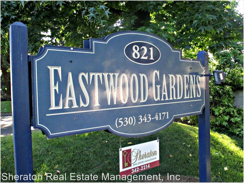 821 W. East Avenue Eastwood Garden Apartments