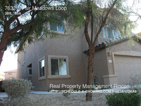 7632 E Fair Meadows Loop, Tucson, AZ 85756