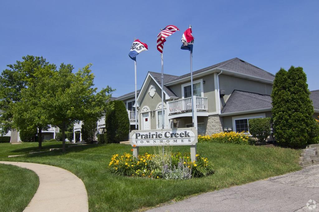 Prairie Creek Townhomes