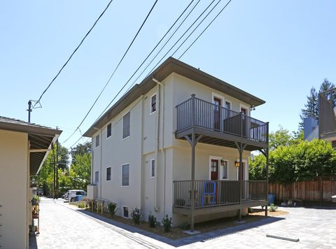 Photo Of 319 339 Hawthorne Ave Palo Alto Ca 94301 Apartment For Rent