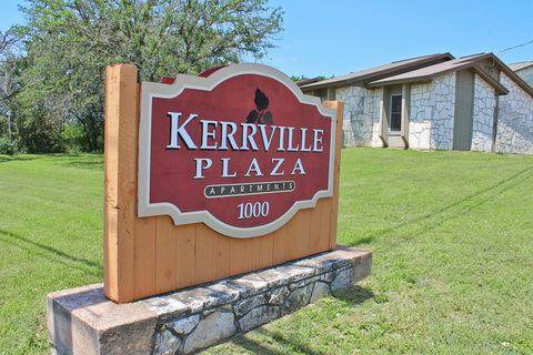 1000 Paschal Ave, Kerrville, TX 78028