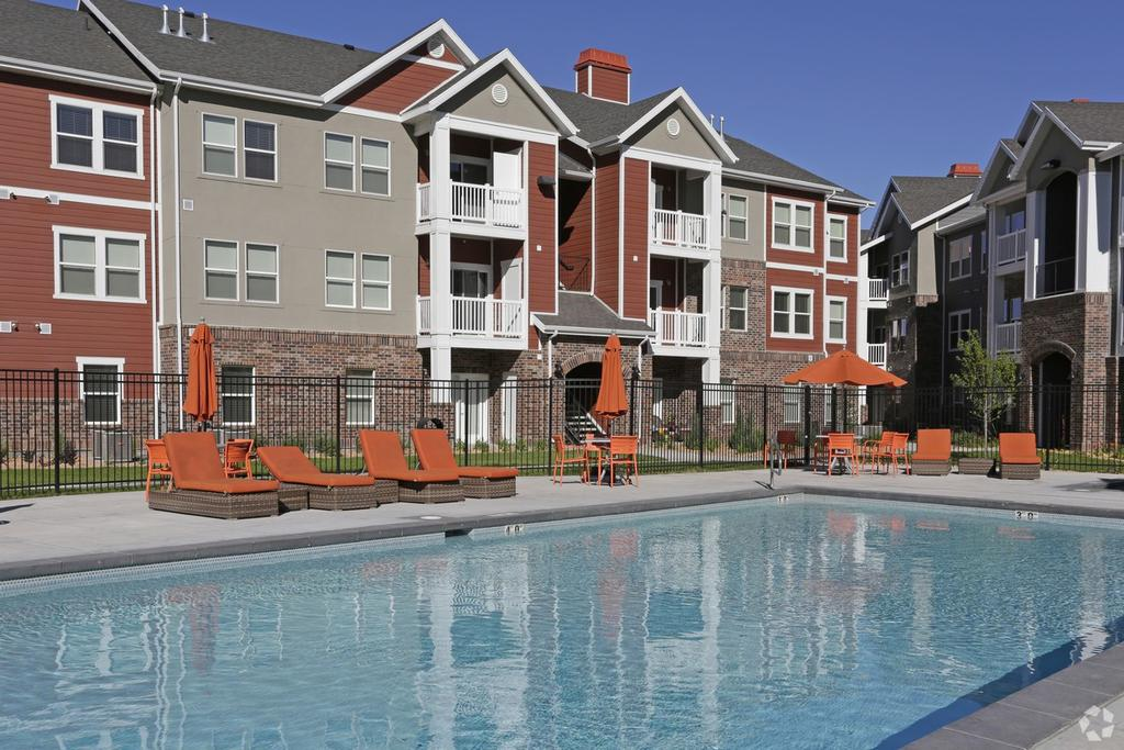Cherry Hill Apartments Orem