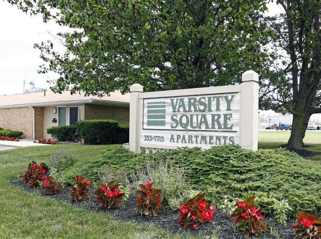 Varsity Square Apartments