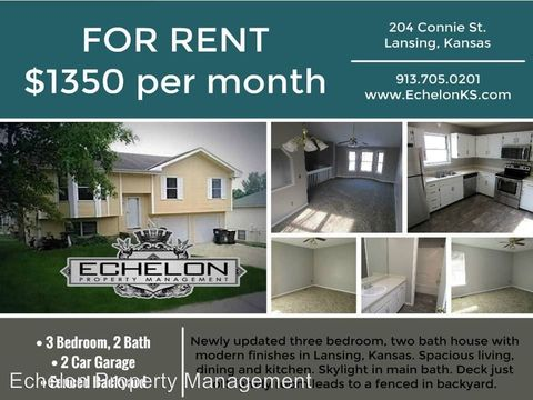 204 E Connie St, Lansing, KS 66043