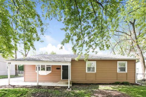 129 San Juan Rd, Carpentersville, IL 60110