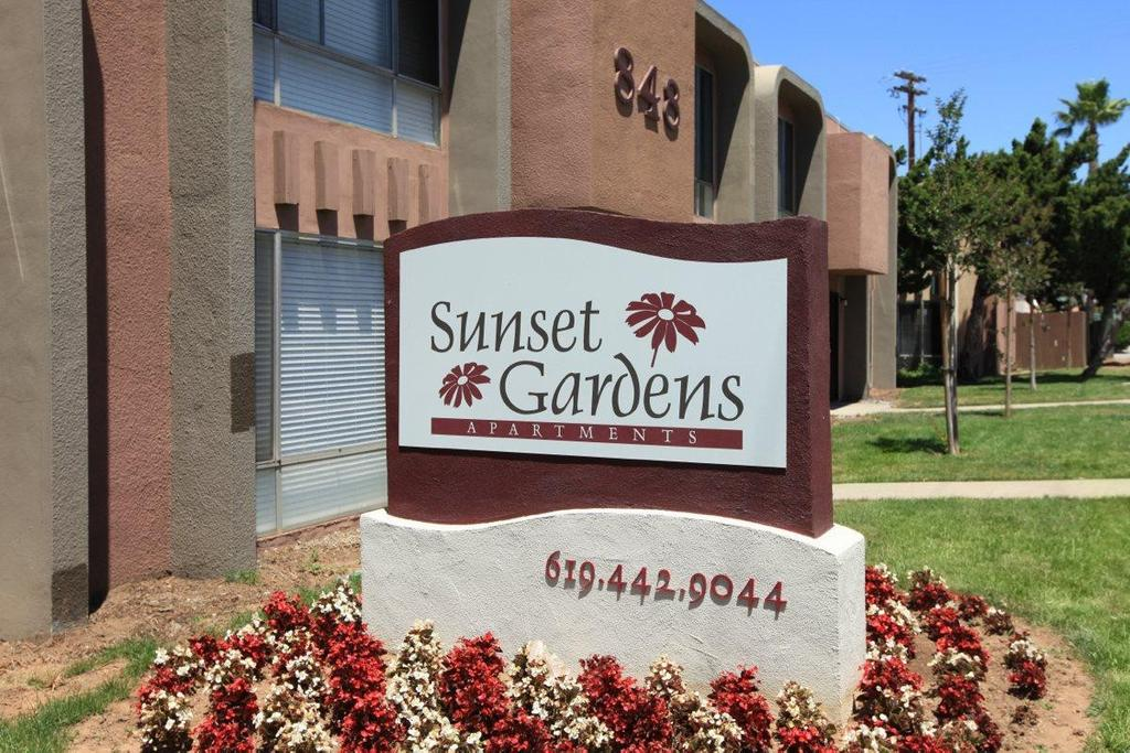 Sunset Gardens Apartments