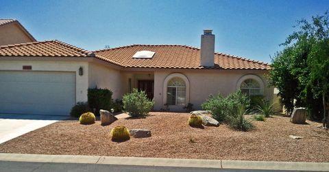 37480 S Desert Star Dr, Saddlebrooke, AZ 85739
