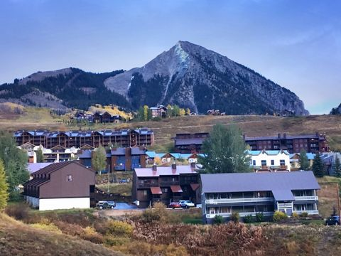 18 Crystal Rd, Crested Butte, CO 81225