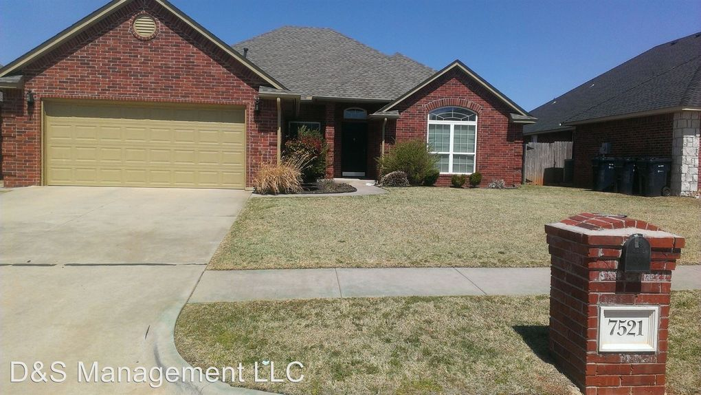 7521 Nw 135th St Oklahoma City OK 73142 Home For Rent
