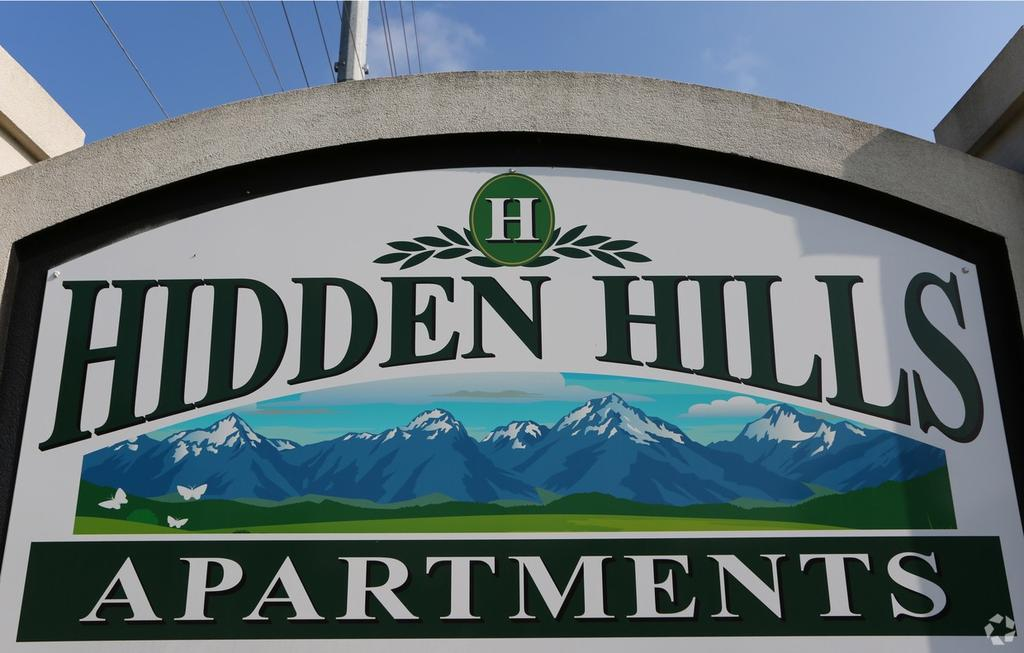 Hidden Hills Apartments