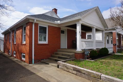 Photo of 619 S Rotherwood Ave, Evansville, IN 47714