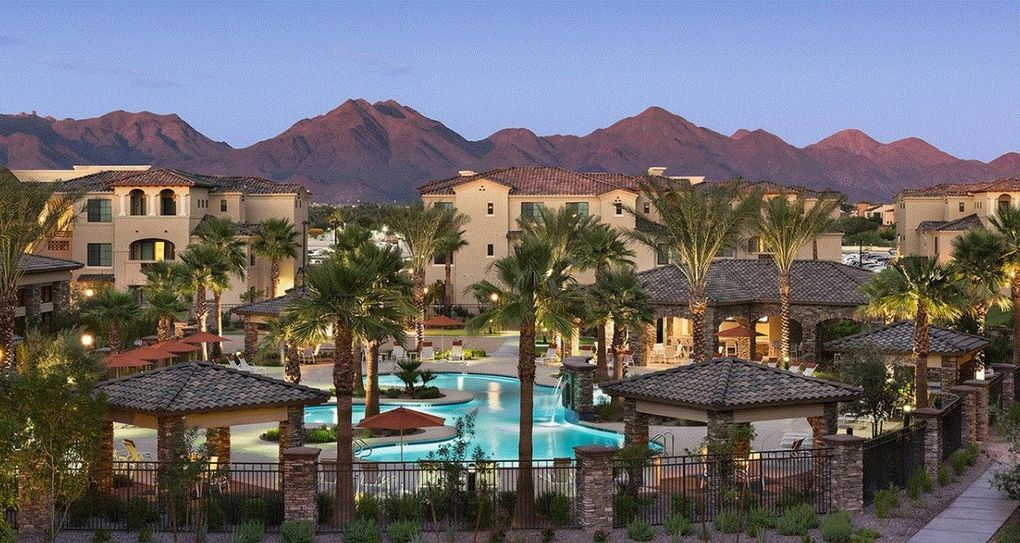 What time is it in scottsdale arizona right now
