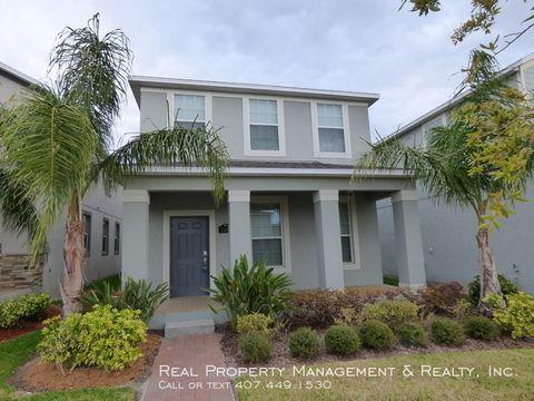 Beau 15013 Evergreen Oak Loop, Winter Garden, FL 34787. House For Rent