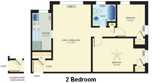 Kirkwood Apartments West Hyattsville Md