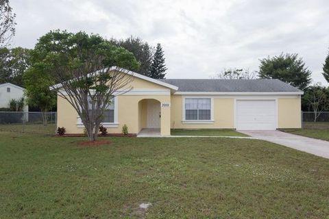 3001 Sw Blout Ct, Port Saint Lucie, FL 34953