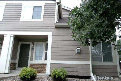 3051 Sage Creek Rd Unit E29, Fort Collins, CO 80528