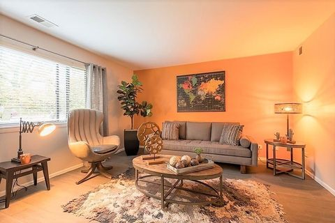 Apartments With Modern Kitchen In Westmont Il Cabiry At Eagle Creek