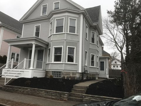321 323 W Clinton St And Third Floor, New Bedford, MA 02740