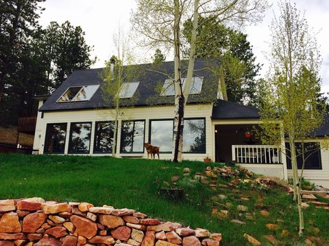 270 Ridge Ct, Woodland Park, CO 80863