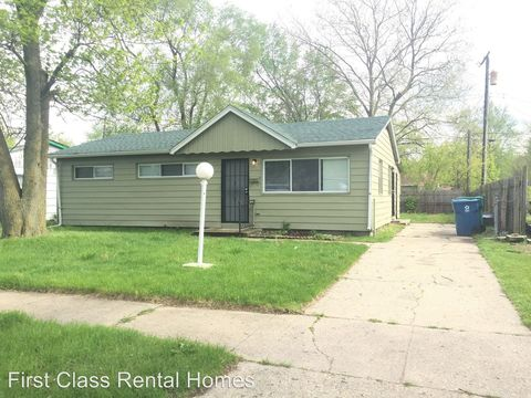 4135 W 22nd Pl, Gary, IN 46404