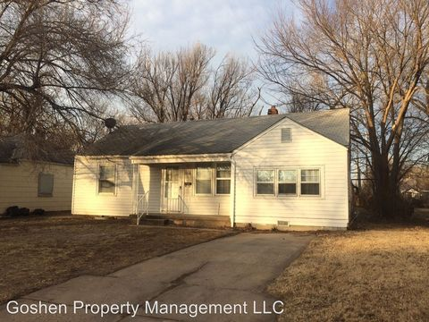 2341 N Piatt St, Wichita, KS 67219