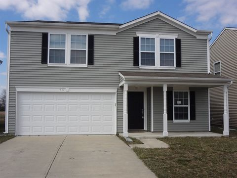 Photo of 937 Belvedere Dr, Shelbyville, IN 46176