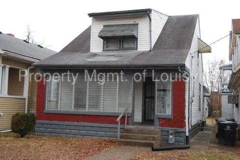 3104 Dumesnil St, Louisville, KY 40211