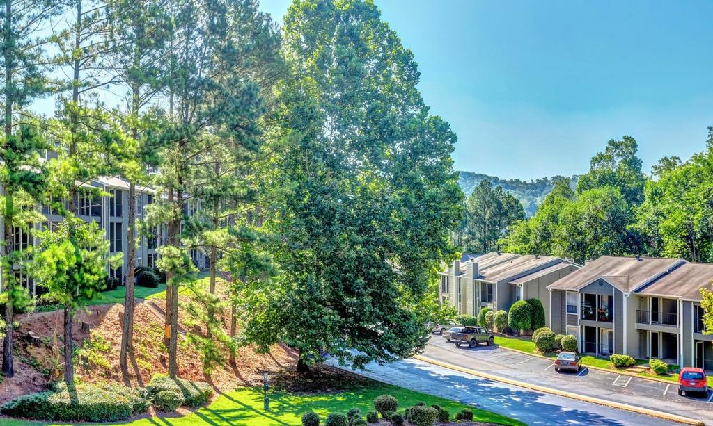 Rise at Signal Mountain