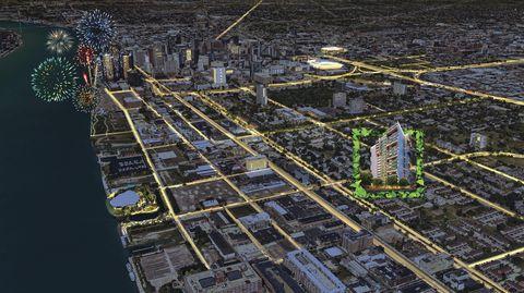 Photo of 750 Chene St, Detroit, MI 48207