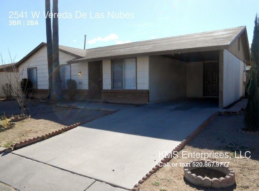2541 W Vereda De Las Nubes, Tucson, AZ 85746