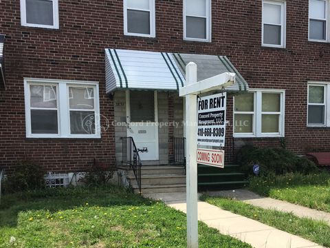 Photo of 3831 Lyndale Ave, Baltimore, MD 21213
